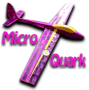 Micro Quark Intro Logo